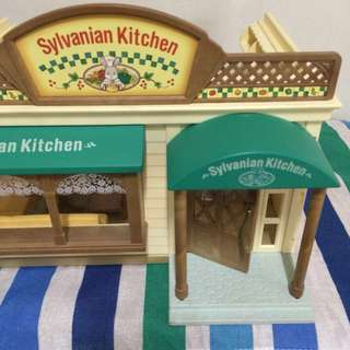 Sylvanian Families Sylvanian Kitchen Playset Japan Exclusive