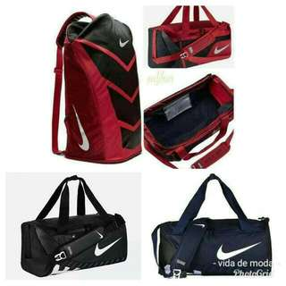 Nike elite max air/ duffle bag