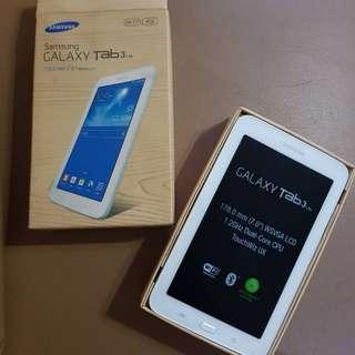 UNUSED Samsung Galaxy Tab 3 Lite