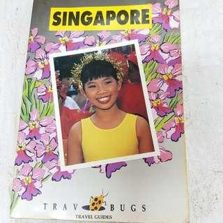 #0329 - 1992 Singapore Travel Bugs book