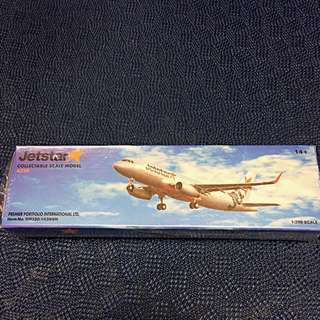 Jetstar Collectable Scale Model