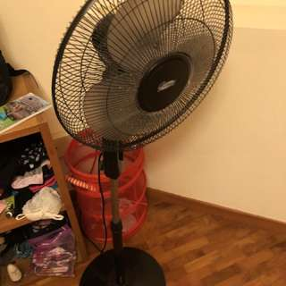 Standing fan move out sell