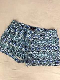 H&M Printed Shorts