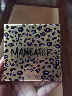 Tarte's Maneater Eyeshadow Palette