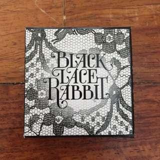 Black Lace Rabbit Cream Blush