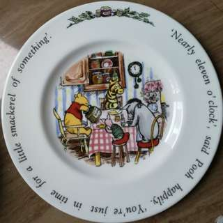 Plate - Winnie The Pooh