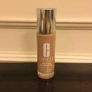 Clinique Beyond Perfecting foundation + concealer (8.5 hazelnut) ‼️ BRAND NEW ‼️