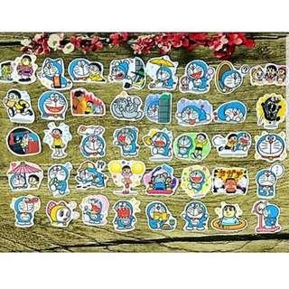[Instock] Stickers Scrapebook/ Planner Stickers #82 (Doraemon)