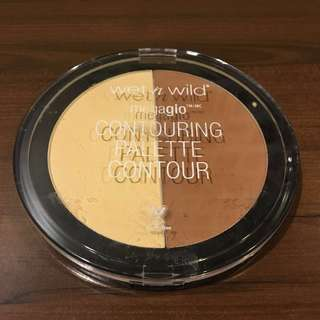 Wet n Wild Megaglo Contouring Palette (750A Caramel Toffee)