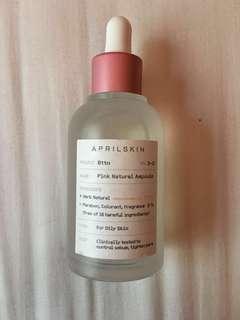 Aprilskin bttn oily skin ampoule