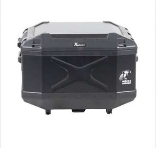Hepco and Becker Xplorer 45L Topbox Black