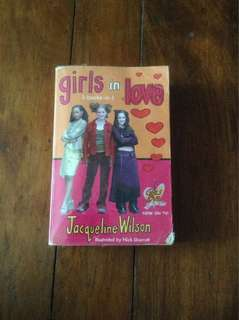 Girls In Love [3-books-in-1] by Jacqueline Wilson