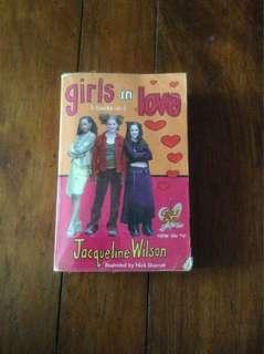 Girls In Love [3-books-in-1] by Jacqueline Wilson