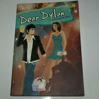 Novel Dear Dylan - Stephanie Zen Teenlit