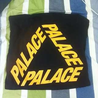 Palace p3黑橘 薄長 不議