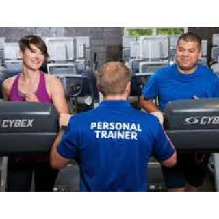 Personal trainer and fitness coach/running coach