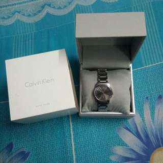 Aunthentic Calvin Klein Watch (ladies)