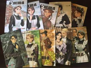 Emma (bundling 1-10 end)