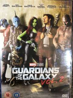 Guardians of the Galaxy Vol.2 - DVD