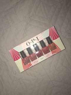OPI Mini Nail Polishes