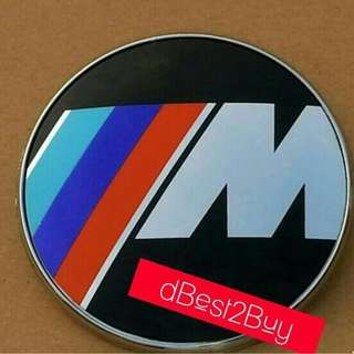 Emblem BMW M3 82MM KAP/BAGASI