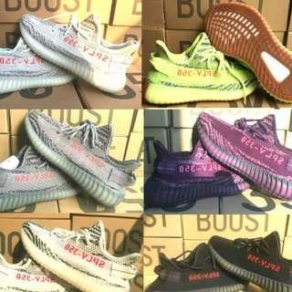 "Adidas Yeezy Boost 350 V2 ""beluga 2.0"""