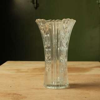 Vas Bunga motif kristal (H.616)