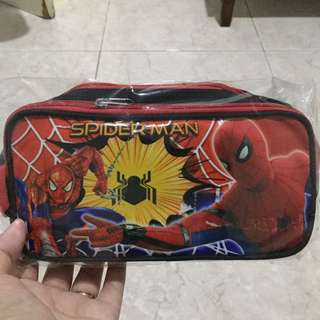 Tempat pencil Kanvas spiderman