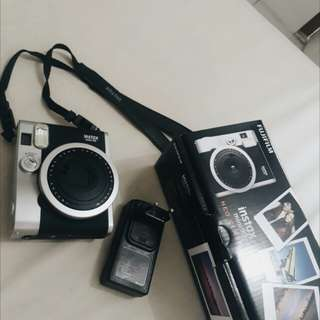 Instax Mini 90 Neo Classic (Black)