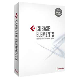 [GENUINE] Steinberg Cubase Elements 9 Professional Studio Recording Software/Digital Audio Workstation DAW Worth $129 USD on Amazon
