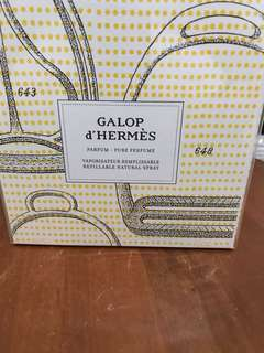Hermès Galop pure perfume 50ml