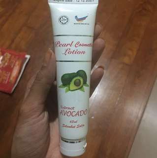 Pearl cosmetic lotion - HALAL