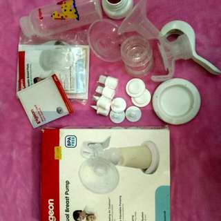 Preloved pigeon breast pump manual lama
