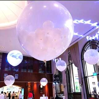 3 feet helium balloon party decorations