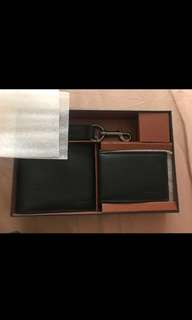 NEW COACH MEN WALLET AUTHENTIC FROM USA