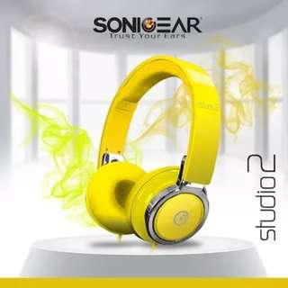 Sonic Gear Studio 2