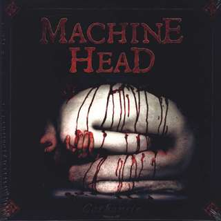 Machine Head – Catharsis CD