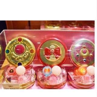 代購*日本環球影城限定USJ美少女戰士Sailor Moon 3罐糖果