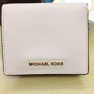 Michael Kors MK wallet 銀包