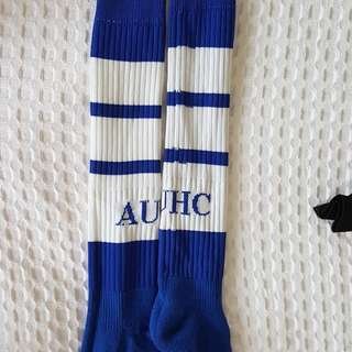 UoA hockey socks