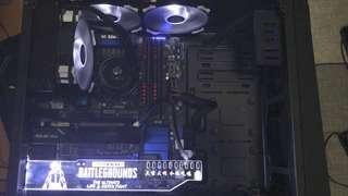 食雞 PUBG 二手 電腦 3高效平均60FPS