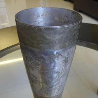 Vintage Wine Mug