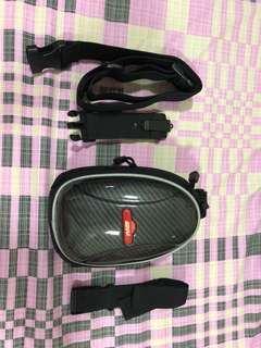 Givi Magnetic Bag (Waist, Belt and Tank)