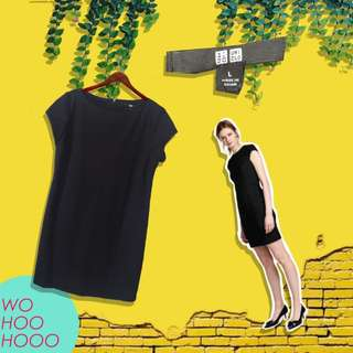 Preloved UNIQLO Mini Dress / Formal Dress