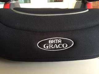 Grace booster car seat