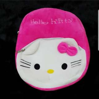 SALE! New Hello Kitty Plush Backpack for Toddlers