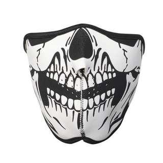 Half Face Neoprene Skull Mask