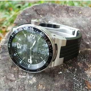 Oris TT1 F1 Day Date Automatic Watch