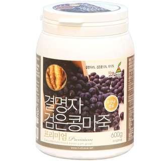 Korean N Choice Premium Coccidentalis Black Bean Yam Gruel 600g Buy 1 get 1 Free + FREE delivery