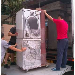 搬家 House & office mover delivery storage & disposal service in Singapore